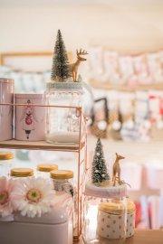 Wundertütenstiefel Weihnachtsstube
